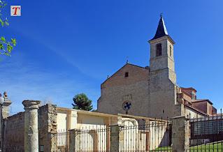 Museo e iglesia de San Francisco en Medina de Rioseco, Valladolid