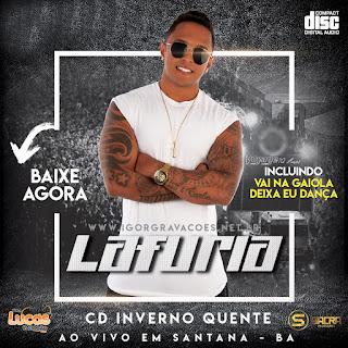 LA FURIA - CD INVERNO QUENTE AO VIVO EM SANTANA - BA - 2018