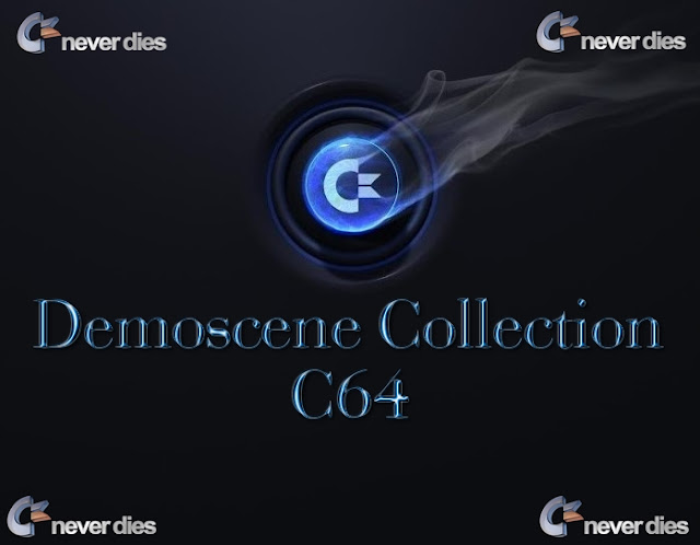 COMMODORE 64 DEMOSCENE NEVER DIES COLLECTION