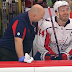 Brooks Orpik takes accidental kick to the groin (Video)