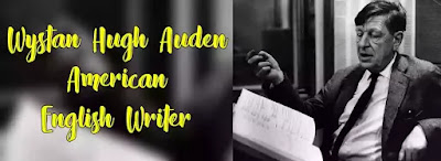 Auden was at Christ Church, oxford, from 1925 to 1928. His tutor was Nevil Coghill (of Exeter College) and Auden responded to the impact of old English verse as well as the provocatively modern poems of T.S. Eliot. Auden started writing poetry when he was in oxford.