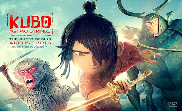 Kubo And The Two Strings Movie Download HDCAM 720P