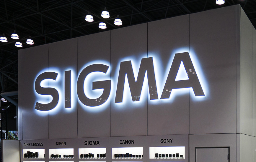 Стенд компании Sigma