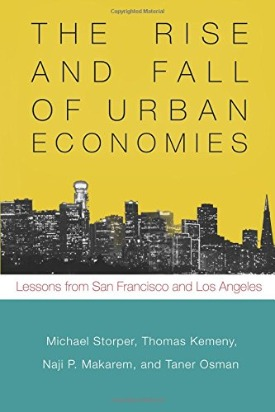 Livro: The rise and fall of urban economies / Autores: Michael Storper, Thomas Kemeny, Naji Makarem e Taner Osman