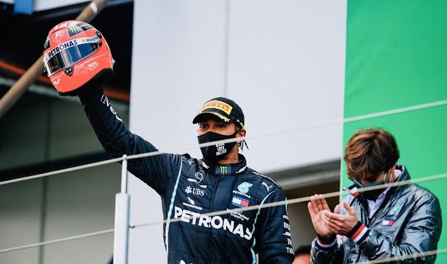 F1: Eifel GP; Lewis a un paso de la gloria absoluta