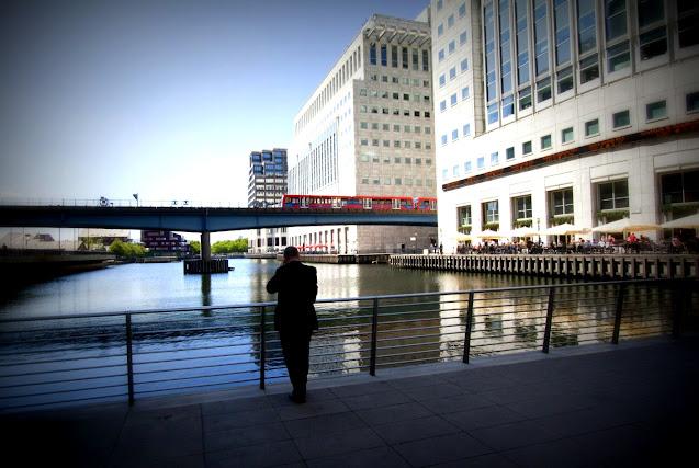Canary wharf-Londra