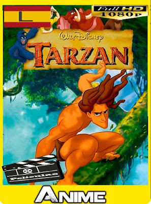 Tarzán (1999) HD [1080P] latino [GoogleDrive-Mega]nestorHD