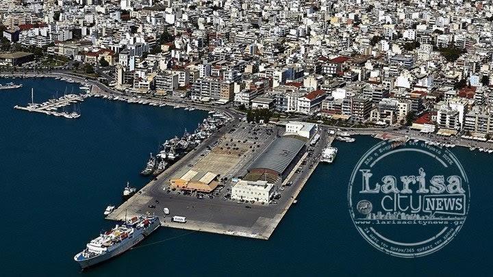 Δημοπρατείται η ανάπλαση της περιοχής του παλαιού λιμεναρχείου στα Παλαιά του Βόλου με προϋπολογισμό 626.000 €