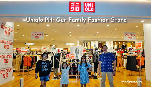 Uniqlo PH - Uniqlo Bacolod - LifeWear - Ayala Malls Capitol Central - family fashion - family travel - kidswear - menswear - winter clothing - ladies wear - dresses - Bacolod family - Bacolod blogger - Bacolod mommy blogger - Shane - Uniqlo LifeWear - knitwear - casual wear - Uniqlo AIRism underwear
