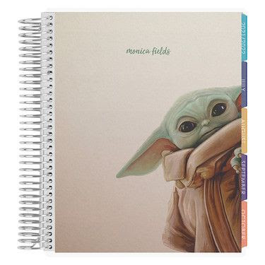 Star Wars Life Planners , Reading Logs & Journals