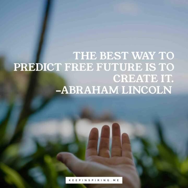 predict-free-future