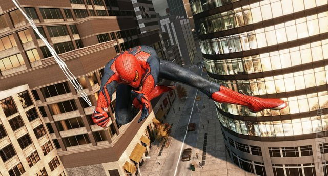 The Amazing Spiderman Xbox 360 Game Free Download ~ Full ...