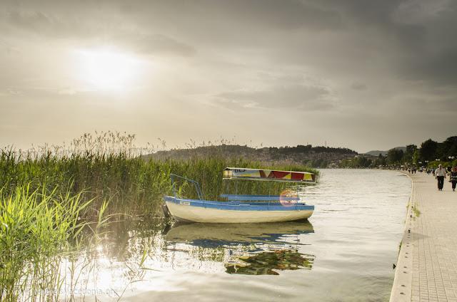 Ohrid Lake, Promenade Macedonia