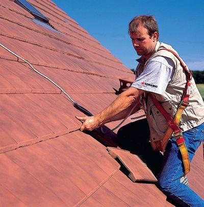 Les archives de la terre cuite quelles tuiles pour le toit for Koramic tuile