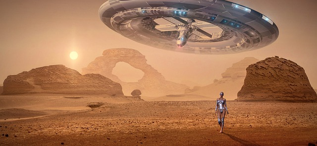 अज्ञात ग्रह  का प्राणी : एलियन की कहानी - Unknown Planet's Creature