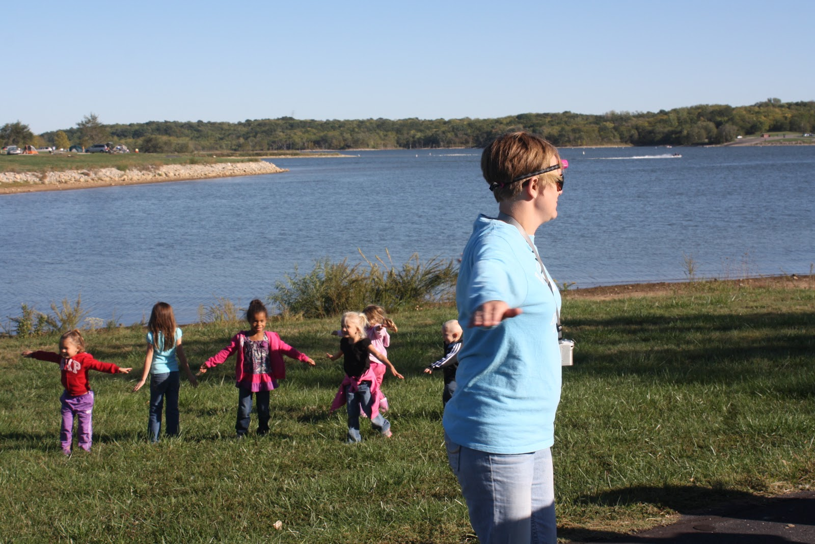 Camping Activity Scavenger Hunt