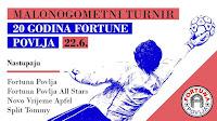 malonogometni turnir Fortuna Povlja slike otok Brač Online