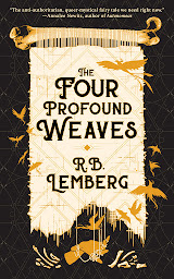 The Four Profound Weaves Book Cover