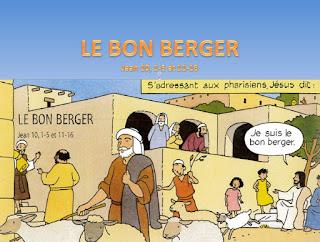 DIAPORAMA LE BON BERGER
