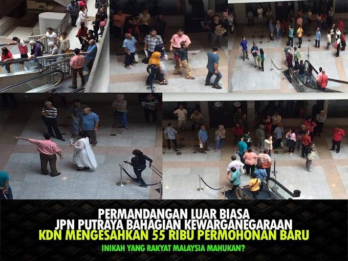 PKR Seronok Bersemburit, DAP Pula Sibuk Daftarkan Warga Asing Jadi Warganegara Malaysia
