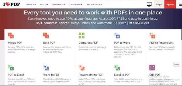pdf file kaise banaye mobile se