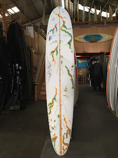 Surfboards San Clemente California by Paul Carter