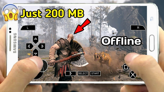 How To Download God Of War For Android Offline Best Graphics | Play God Of War