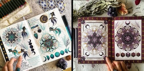 00-Art-Journal-Claire-Chi-www-designstack-co