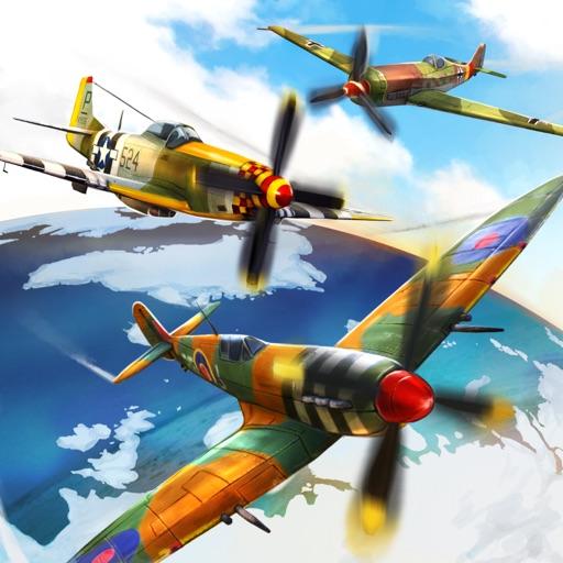 Warplanes: Online Combat v1.2 Apk Mod [Dinheiro Infinito]
