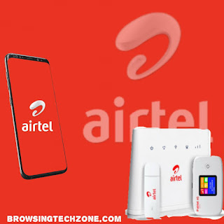 Airtel unlimited Ultra Data plans with step by step instructions on how it works