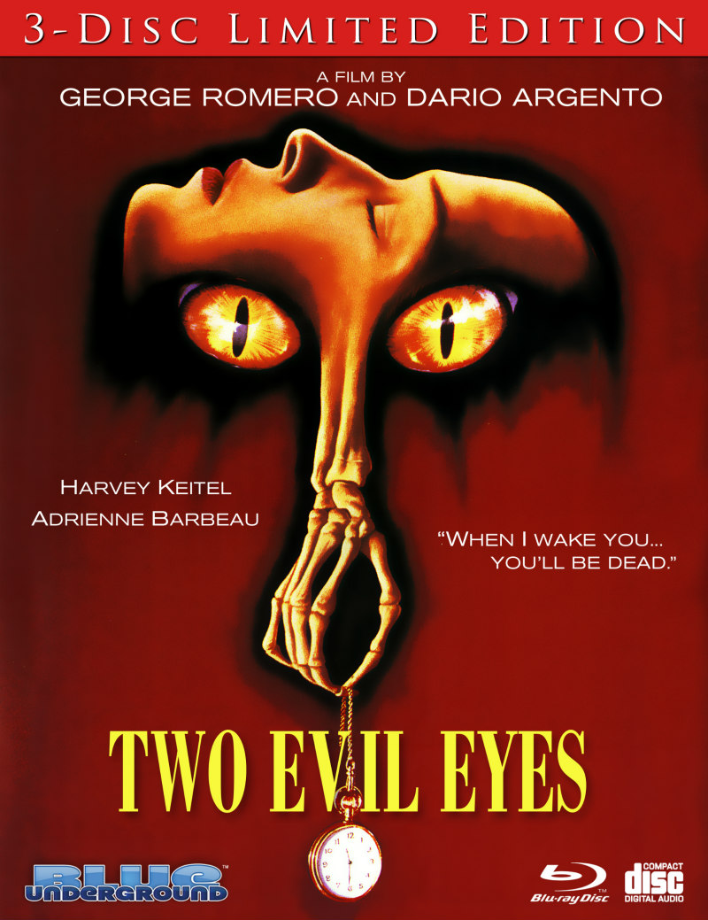 two evil eyes bluray