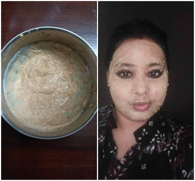 DIY Instant Tan Removal Face Pack