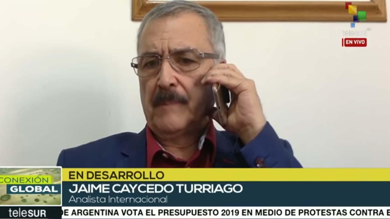 Caicedo Turriago: El de Iván Duque es un gobierno sin plan