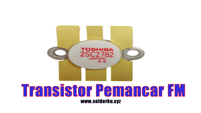 Transistor pemancar fm