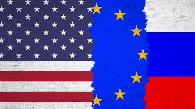 Κόντρα Ρωσίας-ΗΠΑ και στη μέση η Ευρώπη για τους ρωσικούς αγωγούς