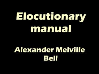 Elocutionary manual