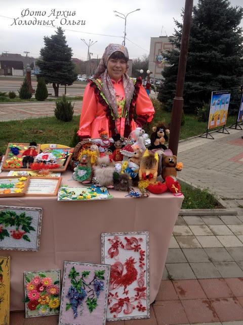 Мастер Кошелева Юлия