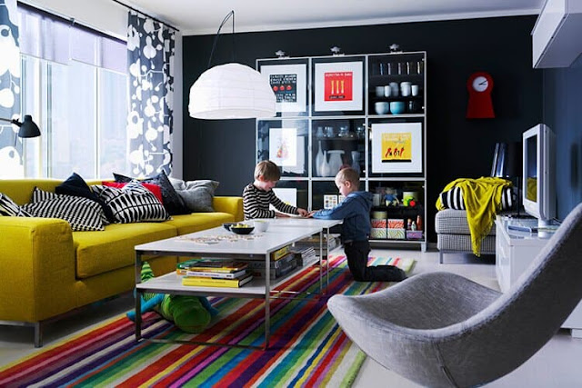 Beli Perabotan Furniture Murah di IKEA