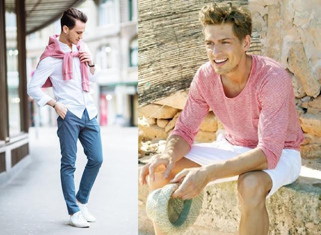 Look Masculino com tons de rosa (7)