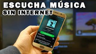 como escuchar música en spotify gratis