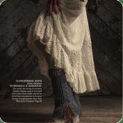 Cloudstrider-spats a Crochet
