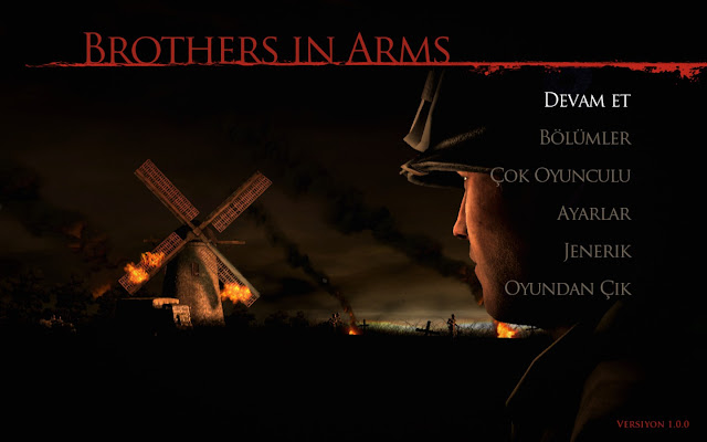 Brothers in Arms Hells Highway Türkçe Yama