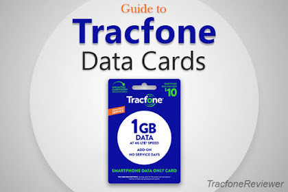 Tracfone Data-Only Card and How to Reduce Data Use