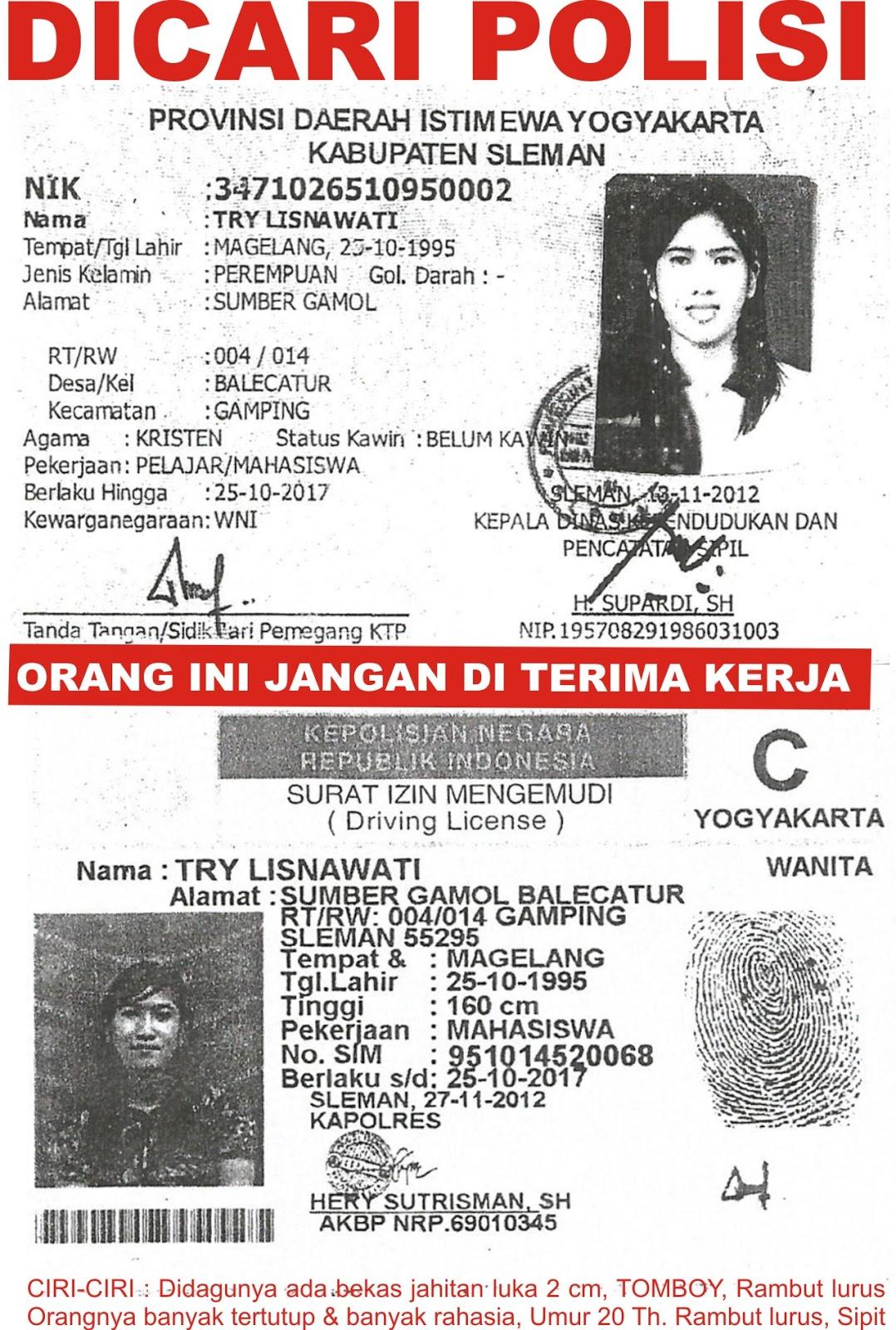 Anak Hilang, Penculikan, E-Ktp Ganda  Aspal, Istri Kabur -6571