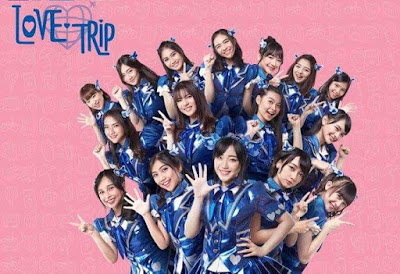 sinka jkt48 center love trip