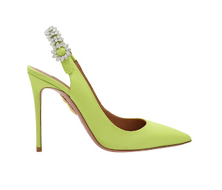 Aquazzura Portrait of A Lady Pumps