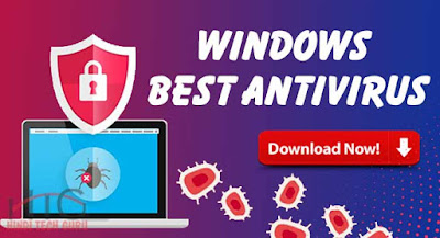 Windows Best Antivirus ki Jankari Hindi Me