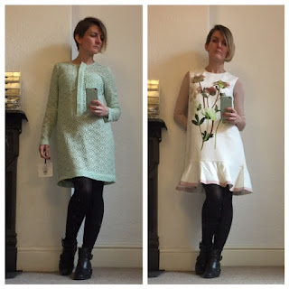 Victoria Beckham X Target dresses
