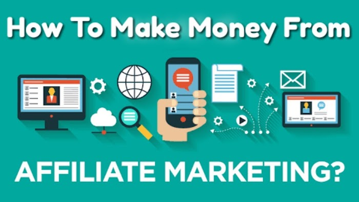 What is affiliate marketing and how to earn money with affiliate marketing