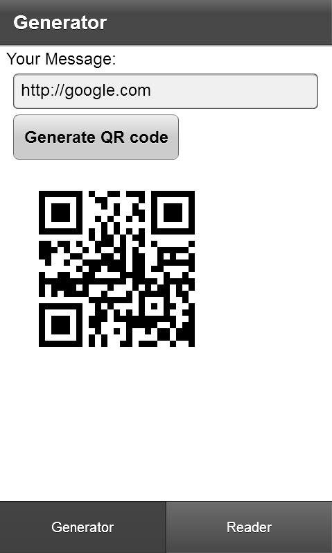 鴨道比.Flash: [教學] QR Code 讀取器